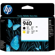 HP PRINTER ACC PRINTHEAD 940//BLACK&kollane...