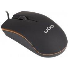 Hiir UGo optiline mouse MY-05 1200 DPI black