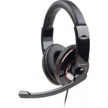 Gembird MHS-U-001 USB stereo headset Glossy...