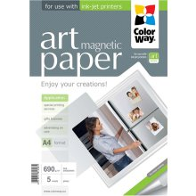 ColorWay ART Glossy Magnetic Photo Paper, 5...