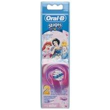 BRAUN зубная щётка head EB 10-2 Girl