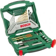 BOSCH X-Line Titanium Set 50-teilig