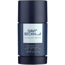 David Beckham Classic Blue Deostick 75ml -...
