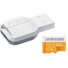 Флешка Samsung память MICRO SDHC 32GB...