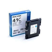Тонер RICOH GC41C GEL голубой 2.2K PGS