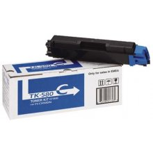 Тонер Kyocera Toner TK-580C | 2800 pages |...