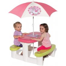 SMOBY Hello Kitty table koos umbrella