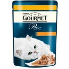Gourmet Perle, kiisueine, kana 24x85g