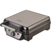 CAMRY Waffle maker CR 3025 Black/Stainless...