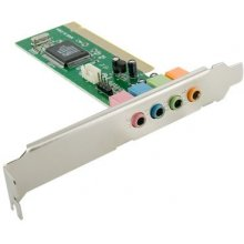 Helikaart 4World PCI Sound Card CMI8738...