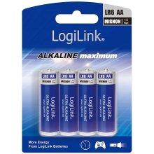 LogiLink - Ultra Power AA Alkaline...