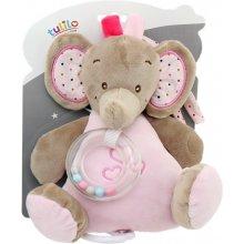 Axiom Musical box uus Baby Elephant pink 18...