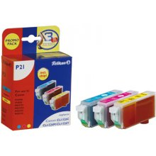 Tooner Pelikan Tinte 3-farbig (CLI-526)