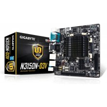 Emaplaat GIGABYTE GA-N3150N-D3V N3150 MITX