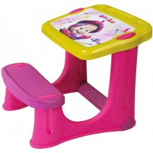SMOBY Masha ja the Bear table koos bench