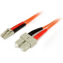 StarTech.com 3m 50/125 Multimode LC-SC Fiber...