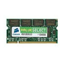 Mälu Corsair DDR2 2048MB PC667 SO-DIMM