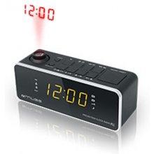 Muse M-188P Uhrenradio mit Uhrzeitanzeige...