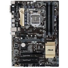 Emaplaat Asus H170-PLUS D3, H170...
