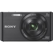 Фотоаппарат Sony Cyber-shot DSC-W830 чёрный