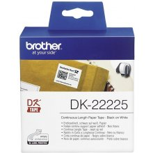 BROTHER Tape Continuous Paper Tape 38mm x...