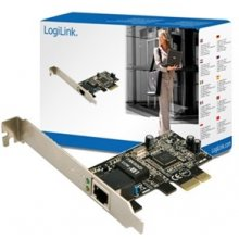 Сетевая карта LogiLink Nek PCI Express Card...