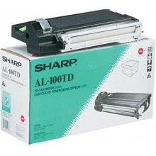 Tooner Sharp AL100TD Toner/Entwickler