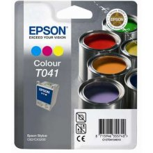 Tooner Epson tint CARTRIDGE COLOUR T041