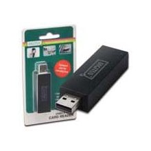 Кард-ридер Assmann/Digitus USB 2.0 Multi...