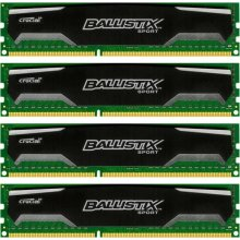 Mälu Crucial DDR3 16GB/1600 CL9 240pin UDIMM