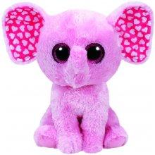 b5ab92ac607 Meteor TY Beanie Boos Sugar - a pink elephant