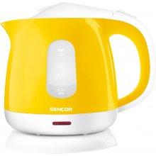 Чайник Sencor Veekeetja SWK1016YL жёлтый