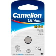 Camelion CR1216, liitium, 1 pc(s)