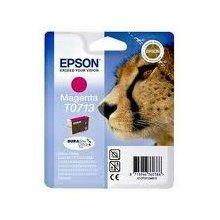 Тонер Epson чернила T0713 magenta DURABrite...