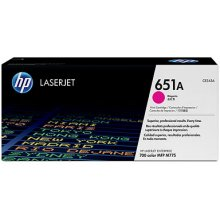 Tooner HP INC. HP 651A M, Laser, HP LaserJet...