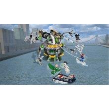 LEGO Super Heroes Doc Ock's Tentacle Trap...