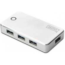 DIGITUS USB-HUB 4-Port, USB3.0, extern...