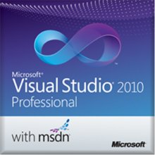 Microsoft Visual Studio 2010 Professional w...