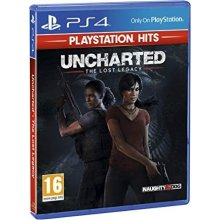 Sony PS4 Uncharted The Lost Legacy HITS