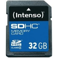 Флешка INTENSO SDHC Karte 32GB