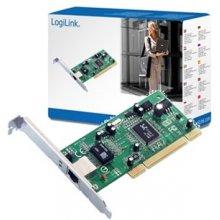Сетевая карта LogiLink Nek PCI Card Gigabit