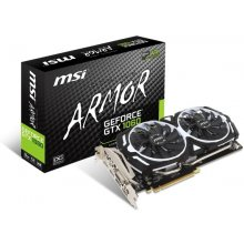 Видеокарта MSI 3GB GTX1060 Armor OC PCI-e