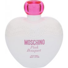 Moschino Pink Bouquet, ihupiim 200ml...