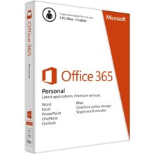 Microsoft MS Office 365 Personal EST 1a P2