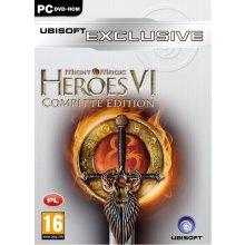 Игра Ubisoft UEXN Heroes VI Complete PC PL