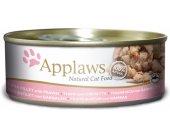 Applaws konserv Tuna fillet&Prawn 24x156g