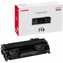 Tooner Canon 719 Toner Cartridge, Black