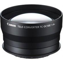 Canon TC-DC58E, PowerShot G15, Black, 1.4