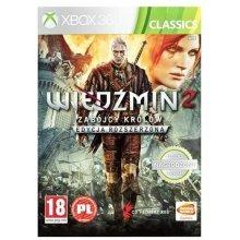 CD Projekt The Witcher 2 Classics Xbox PL
