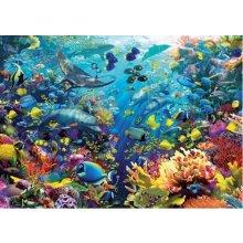 RAVENSBURGER 9000 ELEMENTÓW Podwodny Raj